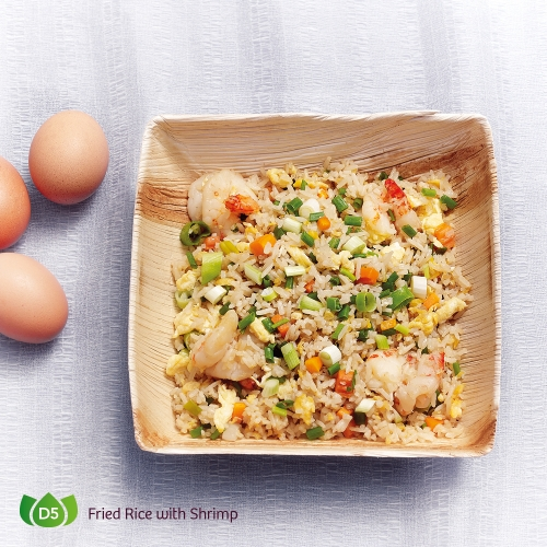 D5 Khao Pad Kung Fried Rice with Shrimp
